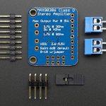 Adafruit Stereo 3.7W Class D Audio Amplifier - MAX98306 [ADA987] de la marque Adafruit image 2 produit