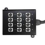 Adam Hall Cables K12C10 Câble multipaire avec boîtier de scène 12/0 10 m de la marque Adam Hall image 2 produit