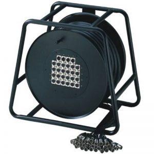 Adam Hall Cables K20C50D Câble multipaire sur enrouleur avec boîtier de scène 16/4 50 m de la marque Adam Hall image 0 produit