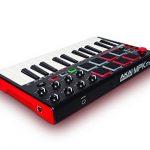AKAI Professional MPK Mini MK2 - Clavier Maître MIDI/USB 25 Touches Sensibles à la Vélocité avec 8 Pads et Joystick 4 Voies + VIP 3 et Pack de Logiciels Inclus - Noir de la marque AKAI Pro image 3 produit