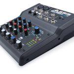 Alesis - MultiMix4 USB FX - Table de Mixage Analogique 4 Voies avec Effets, Interface Audio USB et Logiciel Cubase LE Inclus - Noir de la marque Alesis image 3 produit