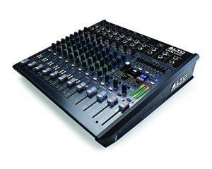 Alto Live 1202 12channels 20-20000Hz Noir - tables de mixage audio (12 canaux, 24 bit, 20-20000 Hz, 90 dB, 51100 Ohm, 0,02%) de la marque Alto image 0 produit
