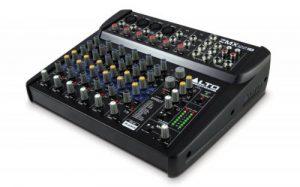 ALTO Professional ZMX122 FX - Table de Mixage Compacte 8 Voies avec Entrée XLR, Effets, EQ et Aux In/Out de la marque ALTO Professional image 0 produit