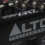 ALTO Professional ZMX862 - Table de Mixage Compacte 6 Voies avec Entrée XLR, EQ et Aux In/Out de la marque ALTO Professional image 3 produit