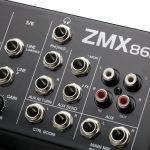 ALTO Professional ZMX862 - Table de Mixage Compacte 6 Voies avec Entrée XLR, EQ et Aux In/Out de la marque ALTO Professional image 4 produit