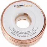 AmazonBasics Câble audio pour haut-parleur Calibre 16 Section 1,3 mm² Longueur 30,4 m de la marque AmazonBasics image 1 produit