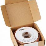 AmazonBasics Câble audio pour haut-parleur Calibre 16 Section 1,3 mm² Longueur 30,4 m de la marque AmazonBasics image 3 produit