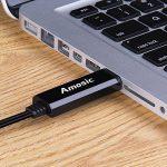 Amosic Câble MIDI à USB, connecteur PC et Mac avec Instruments Midi, pour Clavier Piano, sans besoin de Driver de la marque Amosic image 4 produit