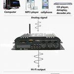 ampli audio usb TOP 10 image 2 produit