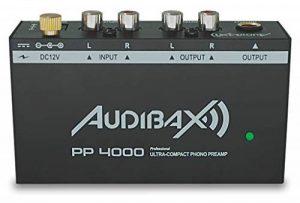 ampli avec prise phono TOP 3 image 0 produit