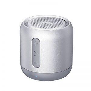 Anker SoundCore Mini Enceinte Bluetooth Portable - Haut Parleur avec Autonomie de 15 Heures, Portée Bluetooth de 20 Mètres de la marque Anker image 0 produit