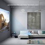 APEMAN Projecteur Mini Vidéoprojecteur, 3500 Lumen Rétroprojecteur Multimédia LED Full HD 1080P, 45000 Heures Cinéma à Domicile Divertissement, HDMI/VGA/AV/TF/USB, Compatible avec TV Box, Chromecast de la marque APEMAN image 2 produit