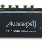 Audibax PP4000 Préamplificateur phono et égaliseur RIAA pour platine. Interrupteur électrique ON/OFF. de la marque Audibax image 1 produit