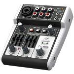 Behringer 302USB Console de mixage 5 entrées avec port USB de la marque Behringer image 4 produit