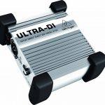 Behringer DI100 Ultra boîte à injection directe de scène/studio de la marque Behringer image 3 produit