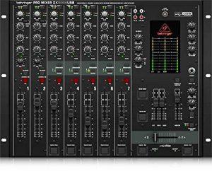 Behringer DX2000USB Pro Table de mixage professionnelle DJ 7 canaux avec VCA Crossfader de la marque Behringer image 0 produit