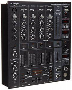 Behringer Pro DJX900USB Table de mixage DJ Professionnelle avec Crossfader VCA/Interface audio USB de la marque Behringer image 0 produit