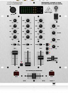 Behringer PRO MIXER DX626 Table de mixage 3 canaux PFL Crossfader de la marque Behringer image 0 produit