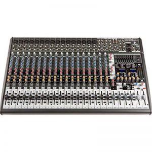 Behringer SX2442FX Eurodesk Table de mixage de la marque Behringer image 0 produit