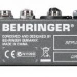 Behringer XENYX 1202 Table de mixage de la marque Behringer image 3 produit