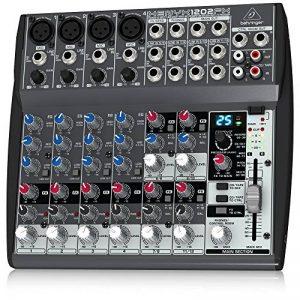 Behringer XENYX 1202FX Table de mixage de la marque Behringer image 0 produit