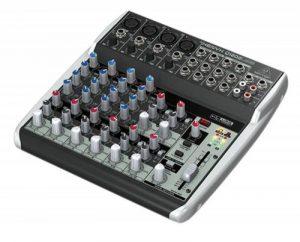Behringer XENYX Q1202USB Console de mixage 12 entrées avec interface audio USB de la marque Behringer image 0 produit