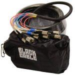 Black Cable BCA4008 Boitier de scène snc0484 de la marque Black Cable image 1 produit