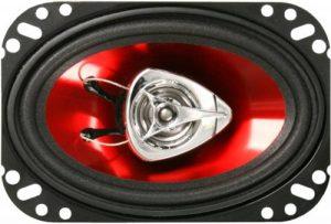 BOSS CH4620 enceinte de voiture 2-voies 200 W - Enceintes de voiture (2-voies, 200 W, 4 Ohm, 90 dB, 100-18000 Hz, 152,4 mm) de la marque Boss image 0 produit