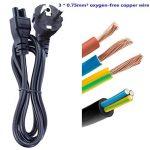 câble alimentation trèfle TOP 9 image 2 produit