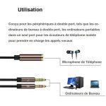 câble audio micro jack TOP 9 image 3 produit