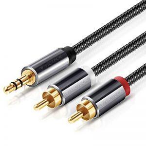 câble audio pour enceinte TOP 13 image 0 produit