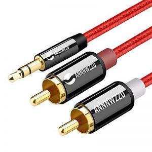 câble audio pour enceinte TOP 14 image 0 produit