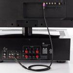 câble audio rouge et blanc TOP 4 image 4 produit