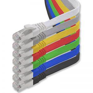 câble cat 5e TOP 8 image 0 produit