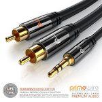 câble cinch mini jack TOP 10 image 2 produit