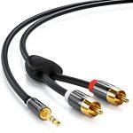 câble cinch mini jack TOP 2 image 1 produit