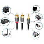 câble cinch mini jack TOP 2 image 4 produit