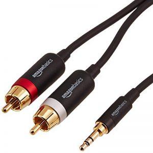 câble cinch mini jack TOP 9 image 0 produit