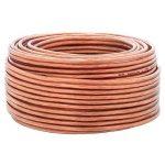 Câble d'Enceinte Transparent DCSk 100m - 2 x 4mm² | câble en cuivre OFC pour HiFi/Audio | câble de boîtier 99,99% cuivre avec Isolation de la marque DCSk image 3 produit