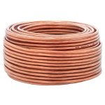Câble d'Enceinte Transparent DCSk 50m - 2 x 4mm² | câble en cuivre OFC pour HiFi/Audio | câble de boîtier 99,99% cuivre avec Isolation de la marque DCSk image 3 produit