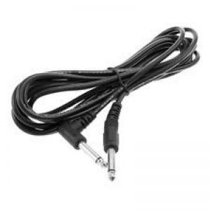 Câble de guitare/Instrument/électro-acoustique/basse/électrique avec une fin 90degrés câble: 4m + à vie warrantydragontrading® de la marque DragonTrading® image 0 produit