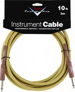 câble de guitare électrique TOP 1 image 0 produit