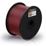 Câble de haut-parleur MANAX® 2 x 0,75 mm² rouge / noir 100,0 m de la marque MANAX image 2 produit