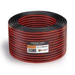 Câble de haut-parleur MANAX® 2 x 1,50 mm² rouge / noir 100,0 m de la marque MANAX image 2 produit