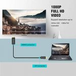 Câble DisplayPort vers HDMI 1,8m,FOINNEX Cable Adaptateur DP à HDMI,Transmission Audio et Vidéo 1080P@60Hz,Mâle vers Mâle,pour Lenovo, Dell, HP, ASUS Ordinateur vers Moniteur,Projecteur,TV. de la marque FOINNEX image 3 produit