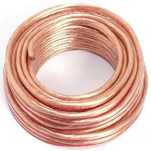 câble enceinte 4mm TOP 1 image 0 produit