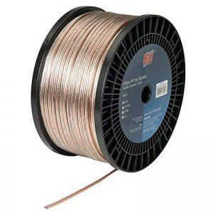 Câble Enceinte Real Cable 15 m Cuivre + Argent de la marque Real Cable image 0 produit