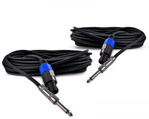 câble enceinte sono TOP 4 image 0 produit