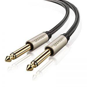 câble guitare acoustique TOP 2 image 0 produit