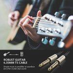 câble guitare acoustique TOP 2 image 3 produit